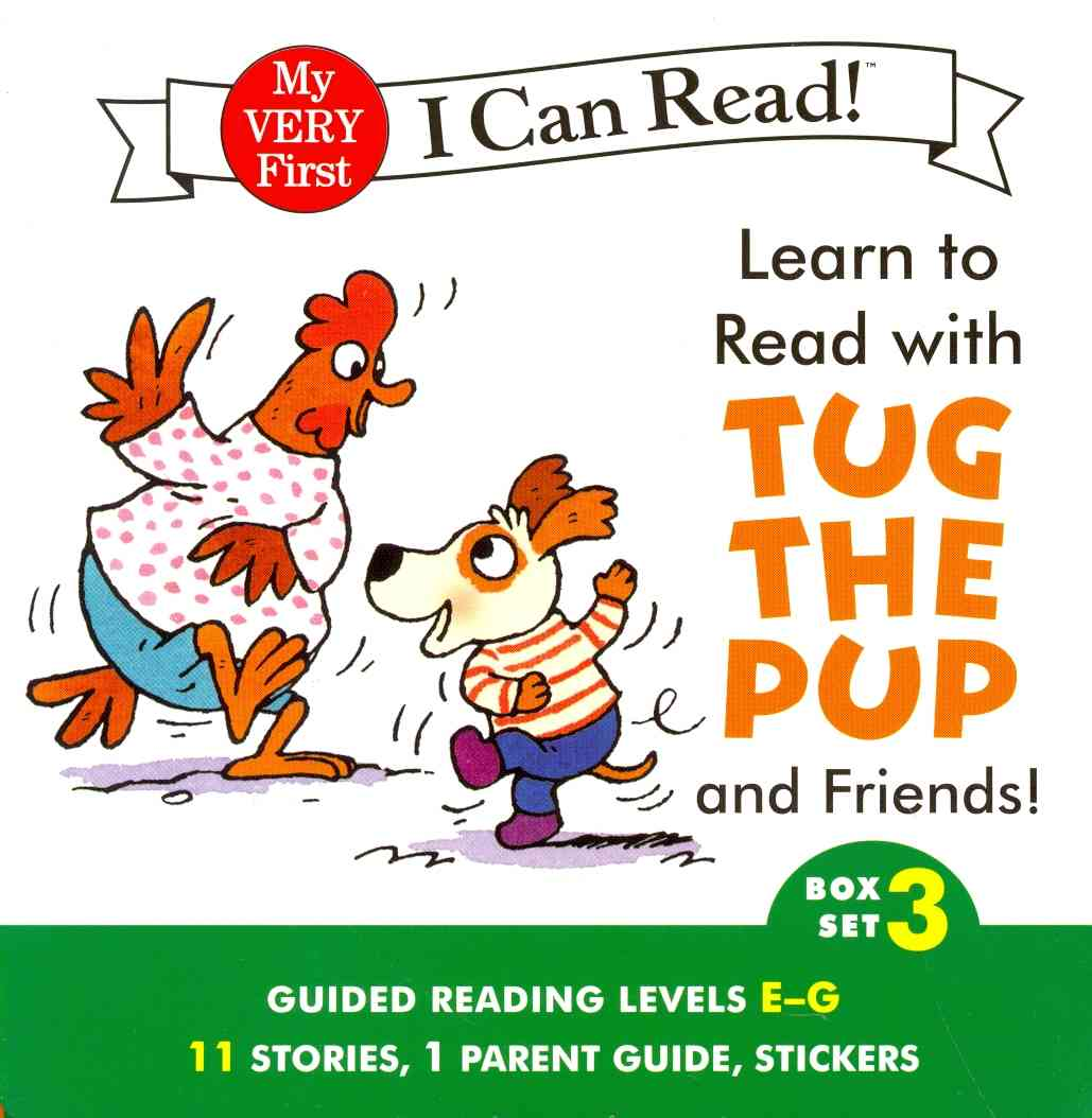 Learn to Read With Tug the Pup and Friends! Box Set By Wood, Julie M./ Braun, Sebastien (ILT)