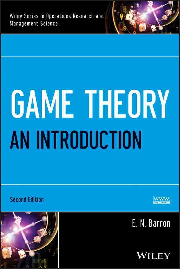 John Wiley Sons Inc Game Theory